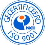 Gecertificeerd ISO 9001