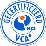 Gecertificeerd VCA